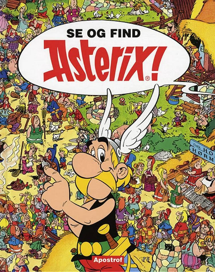 Se og find Asterix af René Goscinny