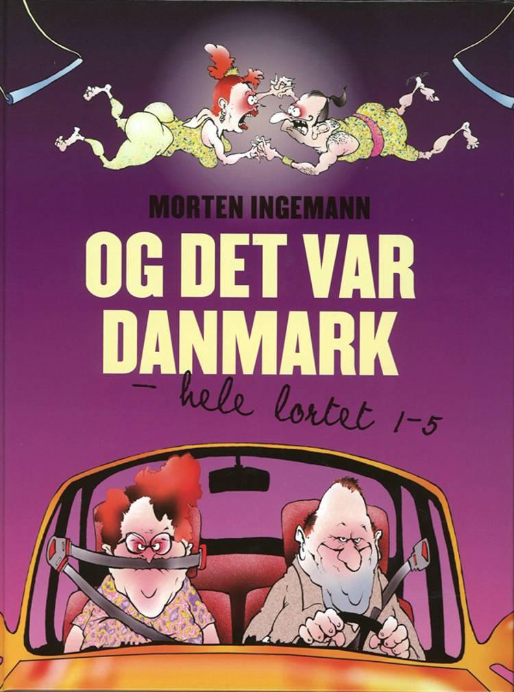 Og det var Danmark 1-5 af Morten Ingemann