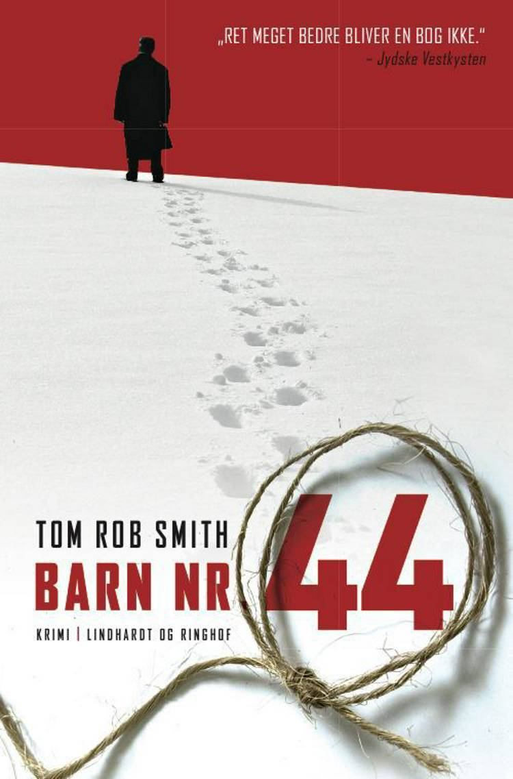Barn nr. 44 af Tom Rob Smith