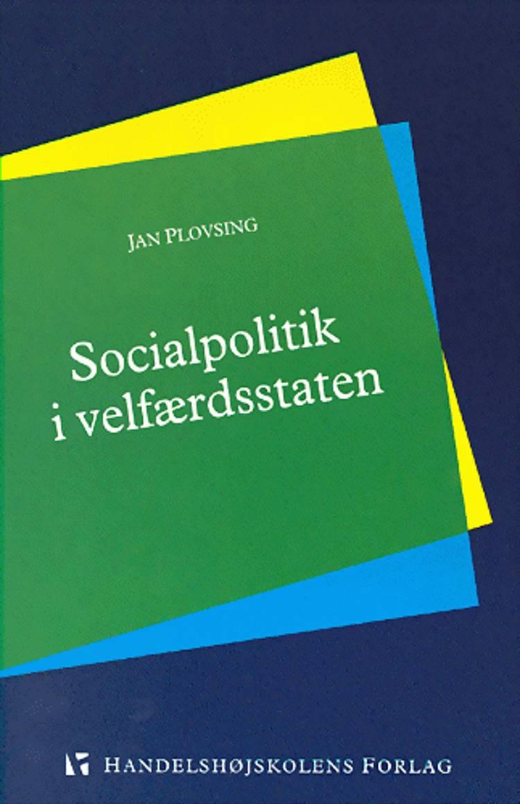 Socialpolitik i velfærdsstaten af Jan Plovsing