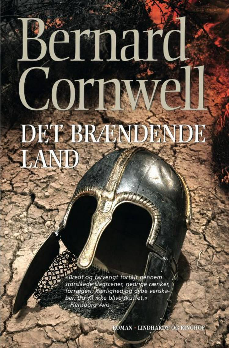 Det brændende land af Bernard Cornwell