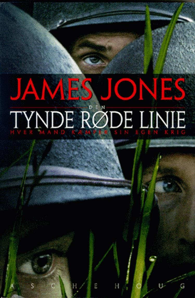 Den tynde røde linie af James Jones