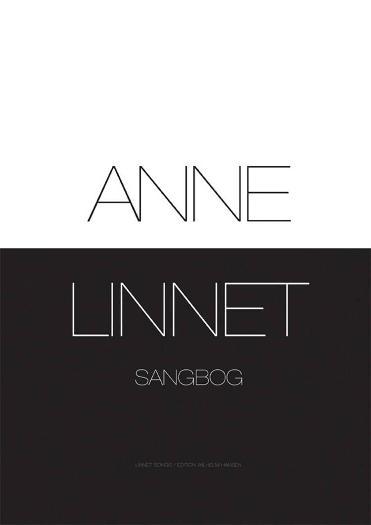 Anne Linnet Sangbog af Anne Linnet