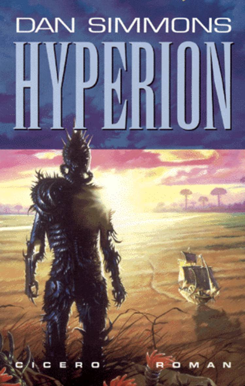 Hyperion af Dan Simmons
