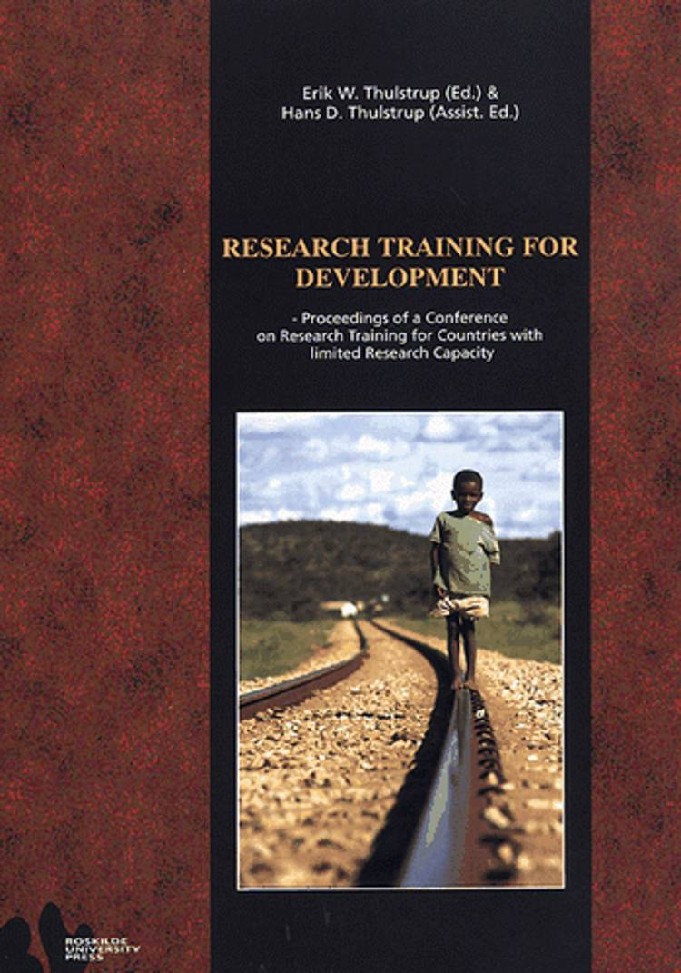 Research training for development