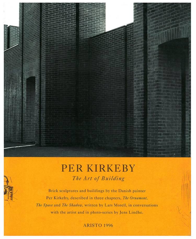 Per Kirkeby - Baukunst af Lars Morell