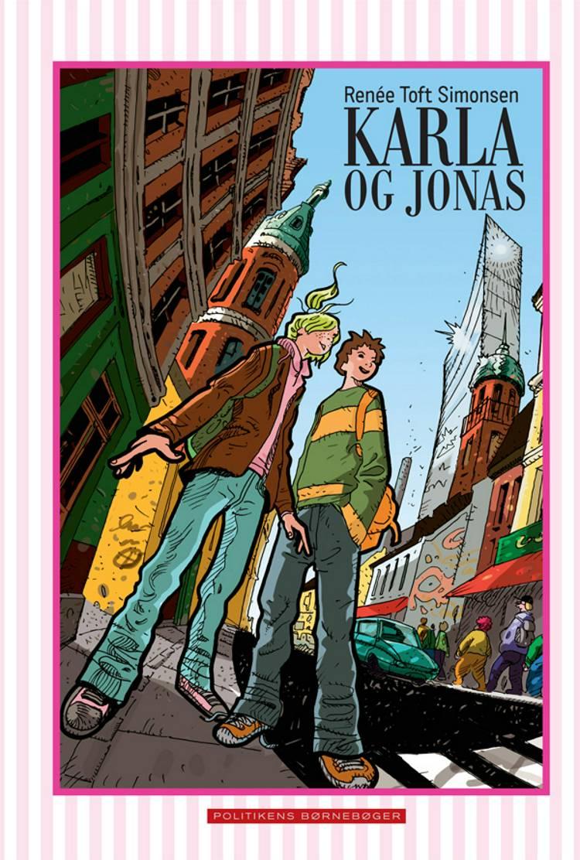 Karla og Jonas af Renée Toft Simonsen