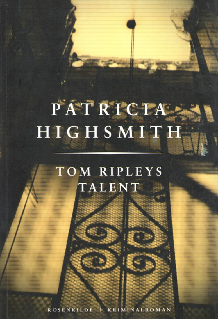 Tom Ripleys talent af Patricia Highsmith
