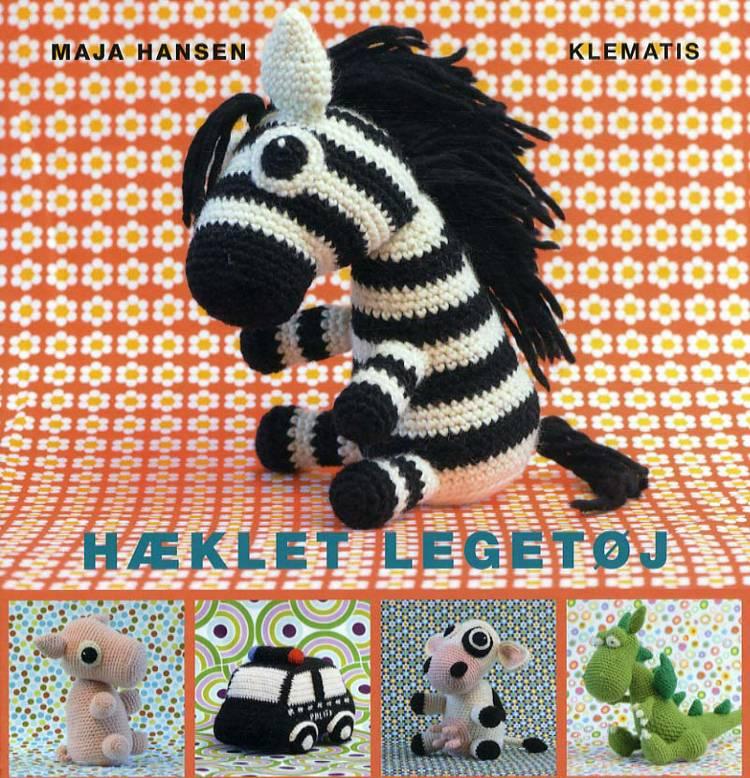 Hæklet legetøj af Maja Hansen