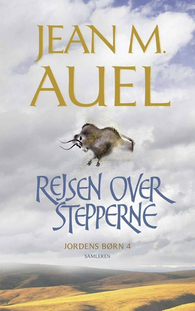 Rejsen over stepperne af Jean M. Auel