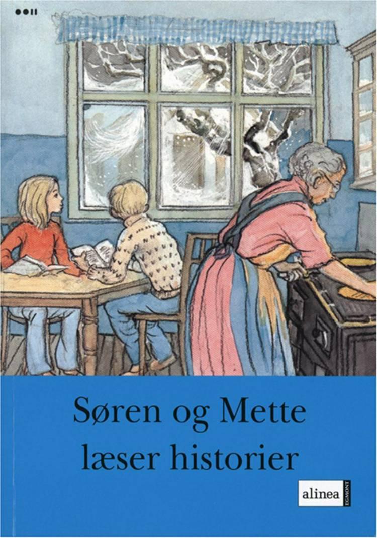 Søren og Mette læser historier