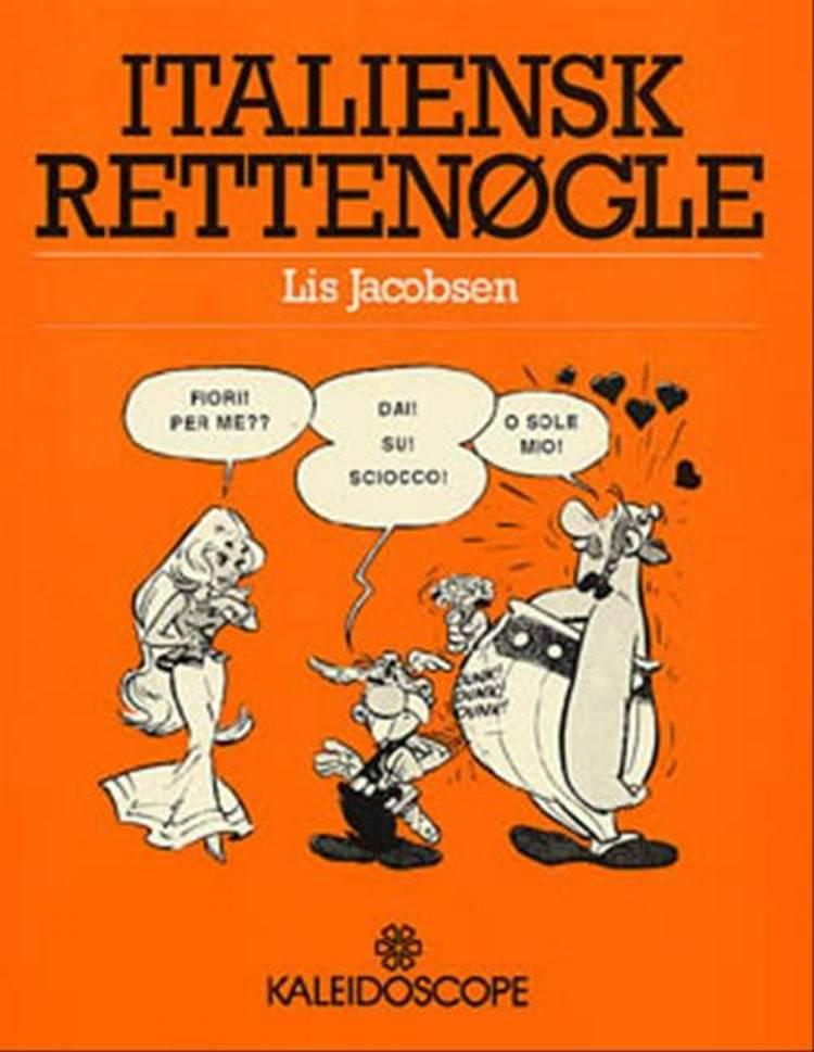 Italiensk rettenøgle af Lis Jacobsen