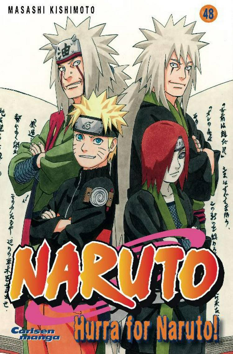 Hurra for Naruto! af Masashi Kishimoto