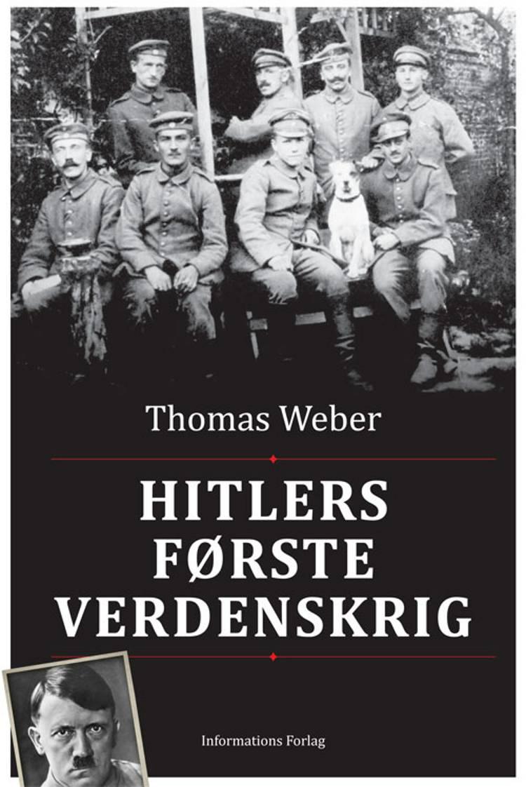 Hitlers første verdenskrig af Thomas Weber