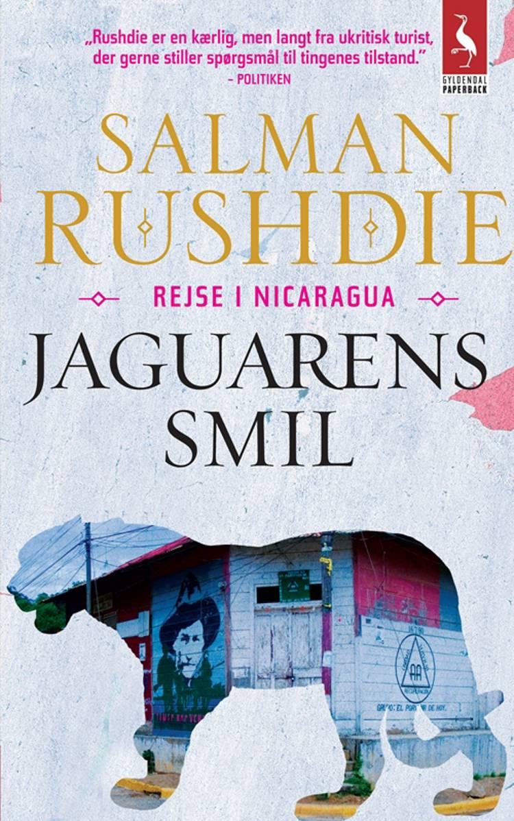 Jaguarens smil af Salman Rushdie