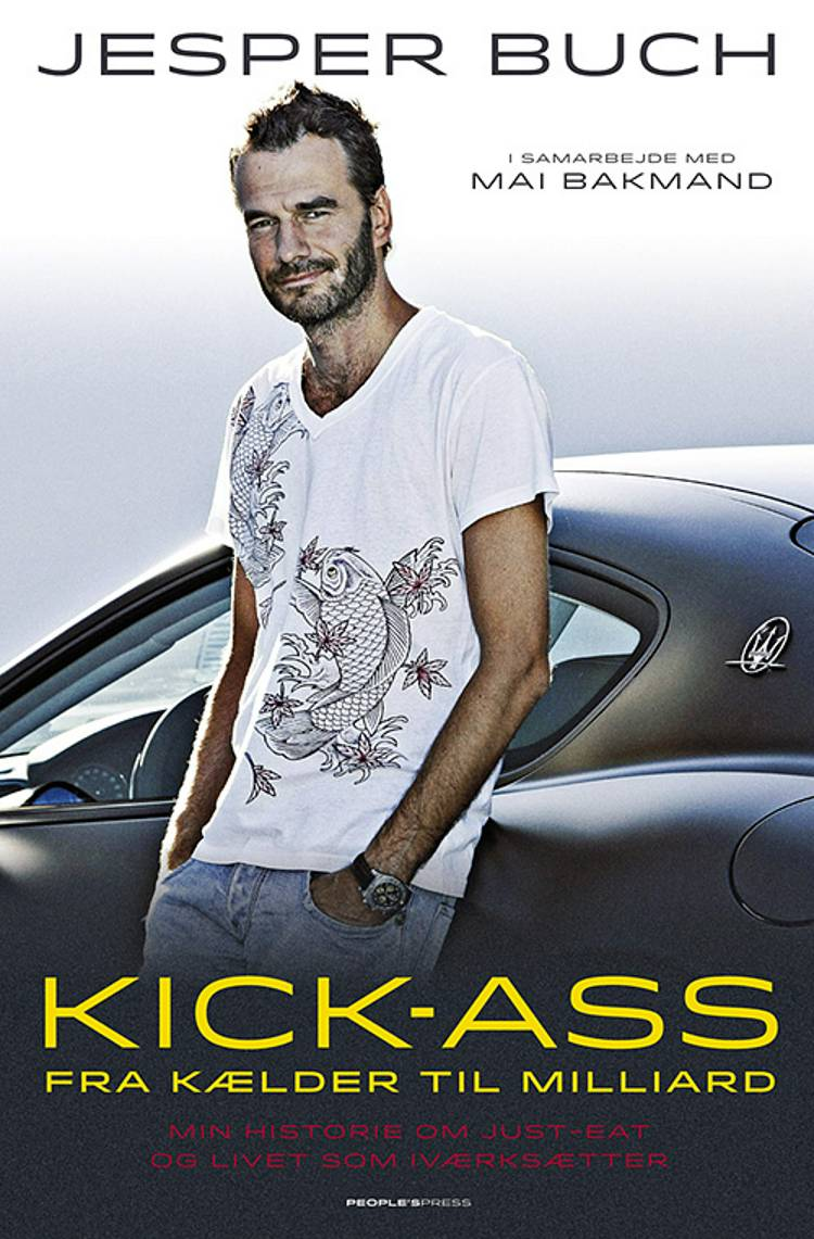 Kick-ass af Mai Bakmand og Jesper Buch