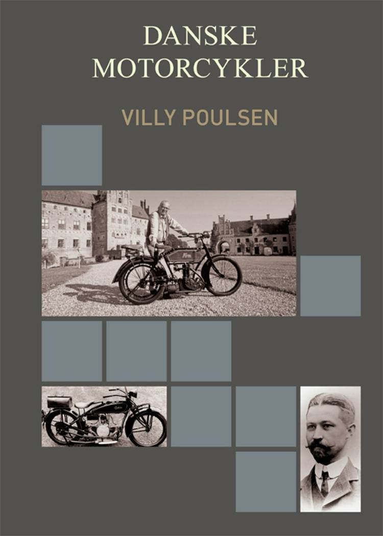 Danske motorcykler af Villy Poulsen