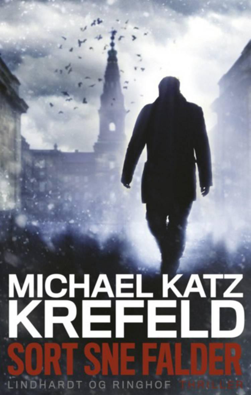 Sort sne falder af Michael Katz Krefeld