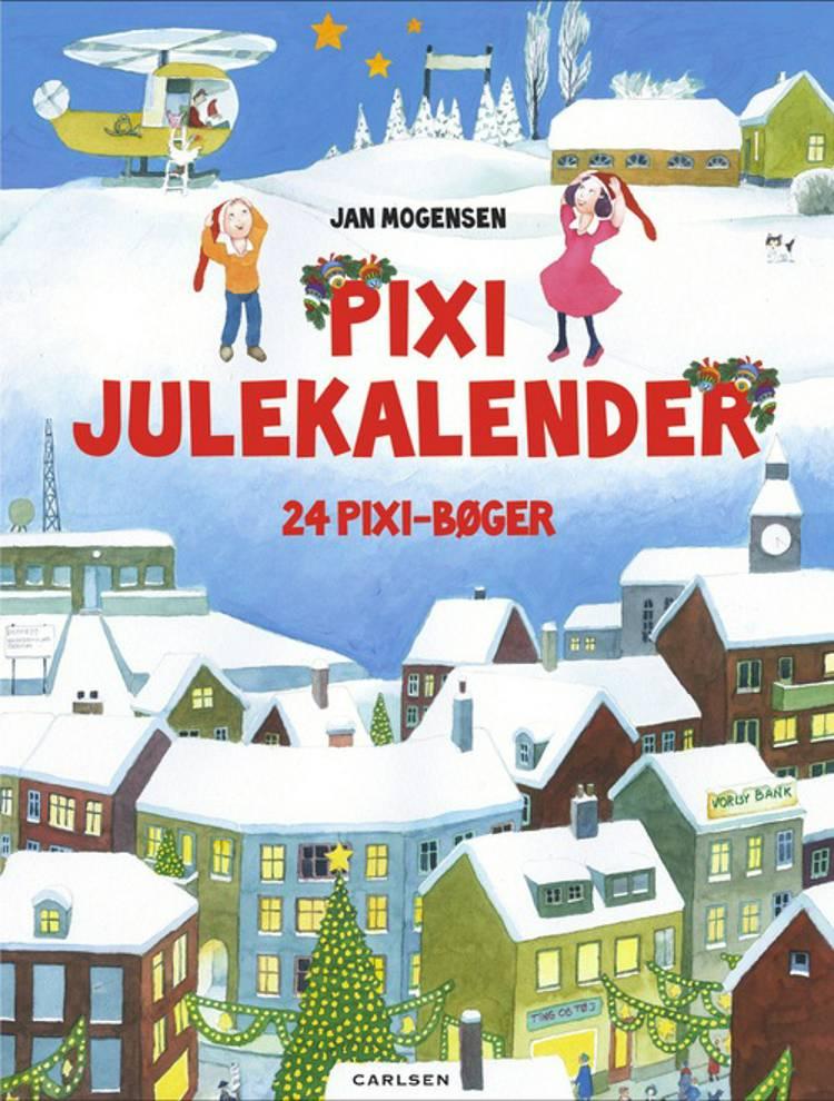 Pixi julekalender af Jan Mogensen