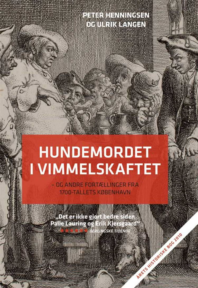 Hundemordet i Vimmelskaftet af Peter Henningsen og Ulrik Langen