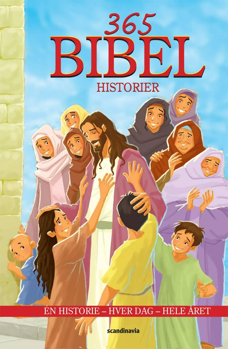 365 bibelhistorier af Melissa Alex/Anette Broberg Knudsen