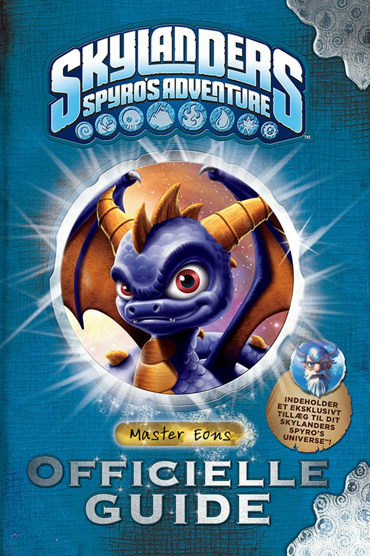 Master Eons officielle guide af Ben Hubbard