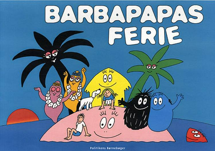 Barbapapas ferie af Talus Taylor og Annette Tison