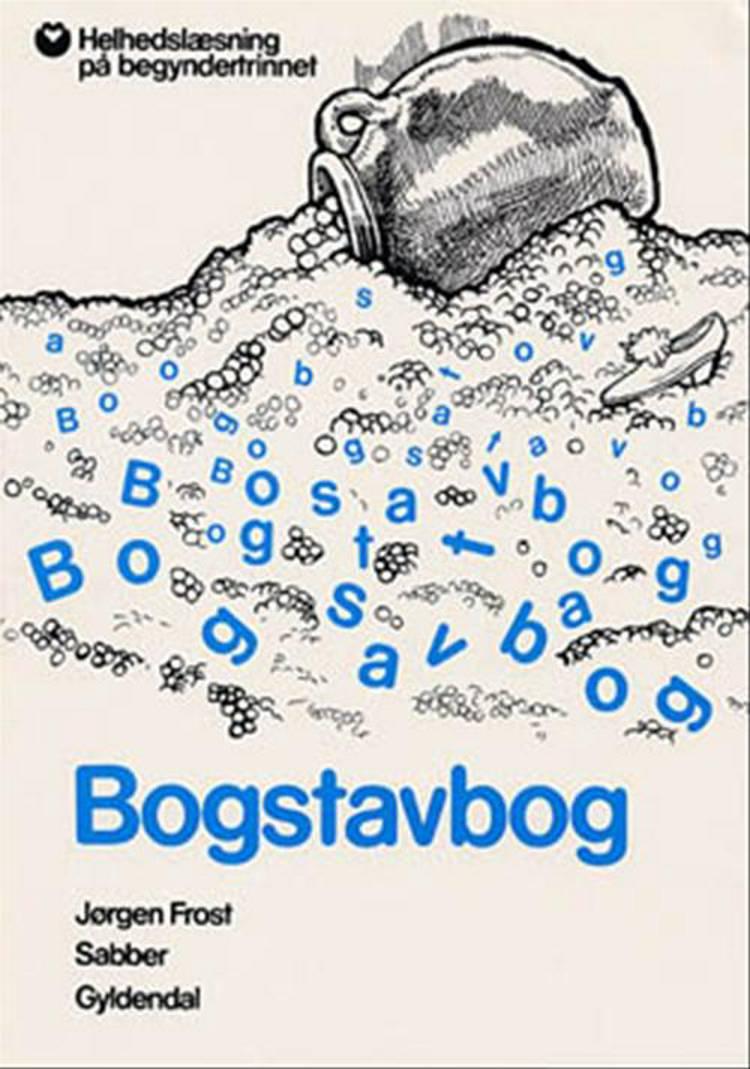 Bogstavbog af Jørgen Frost