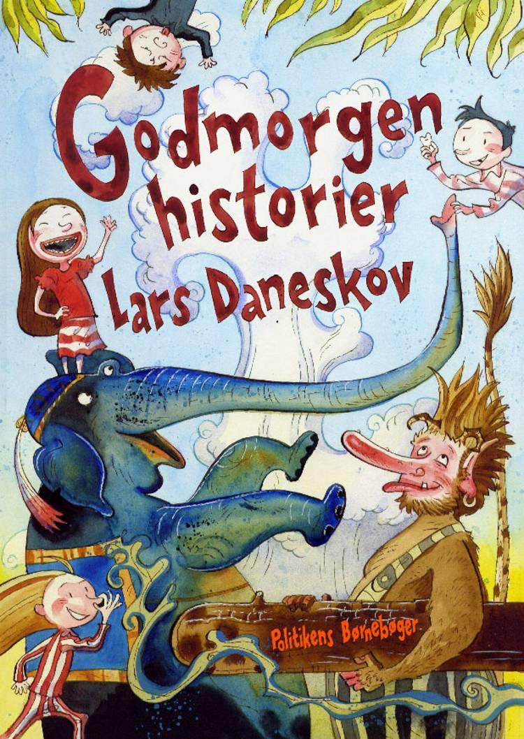 Godmorgenhistorier af Lars Daneskov