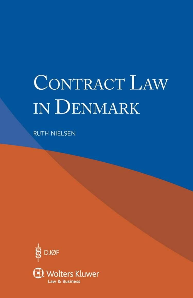 Contract law in Denmark af Ruth Nielsen