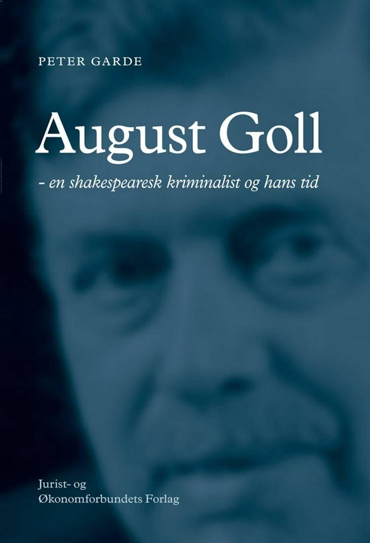 August Goll af Peter Garde