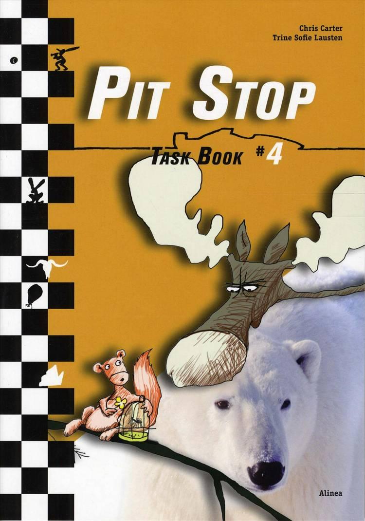 Pit stop 4 af Chris Carter og Trine Sofie Lausten