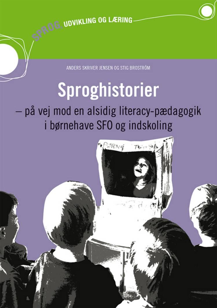 Sproghistorier af Stig Broström og Anders Skriver Jensen