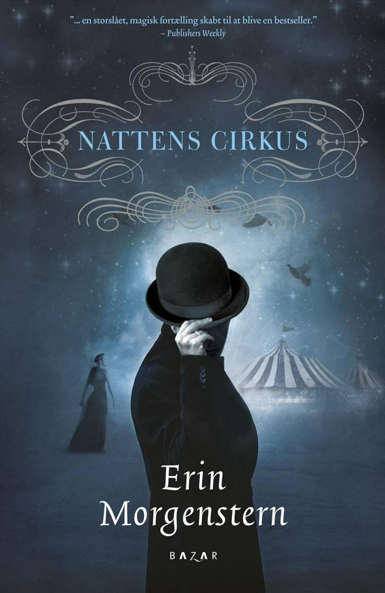 Nattens Cirkus af Erin Morgenstern