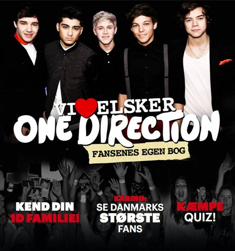 Vi elsker One Direction af Sarah Nørgaard Jensen