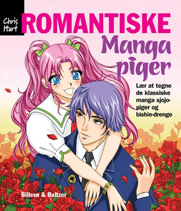 Romantiske mangapiger af Christopher Hart