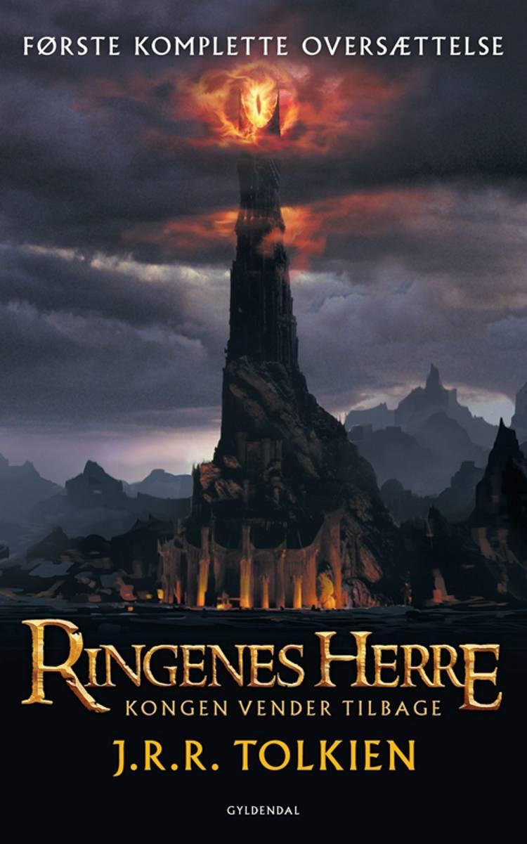 Kongen vender tilbage af J. R. R. Tolkien