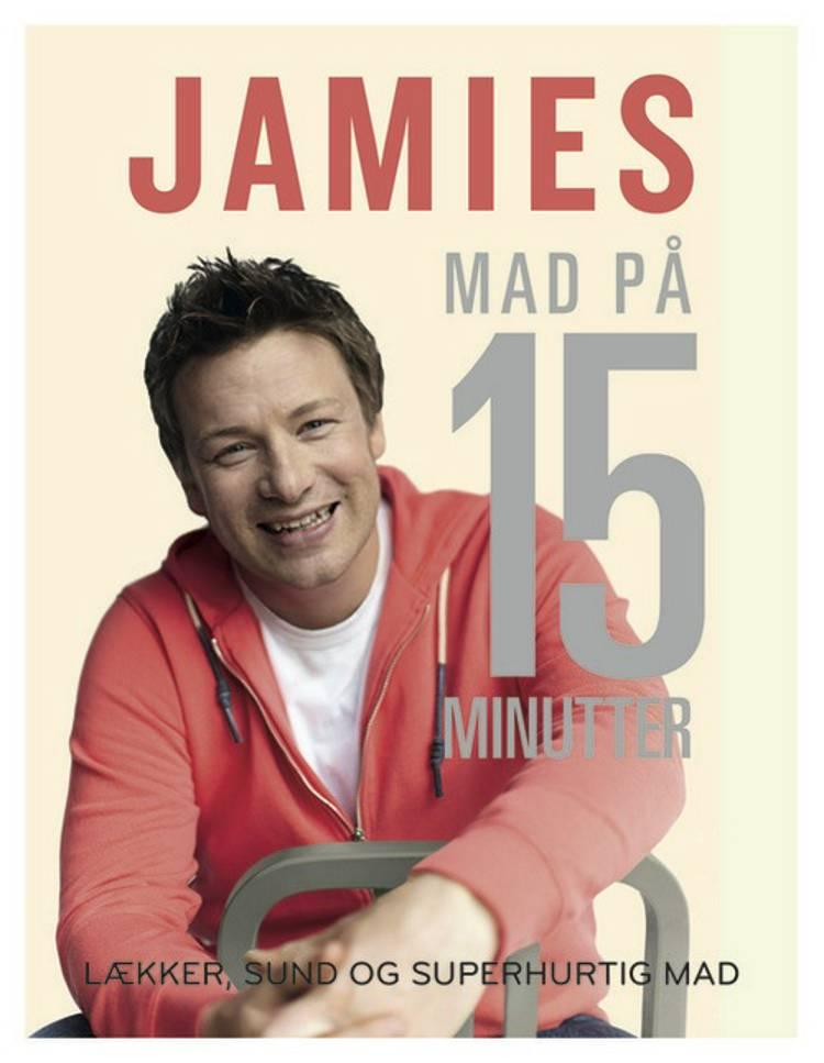Jamies mad på 15 minutter af Jamie Oliver