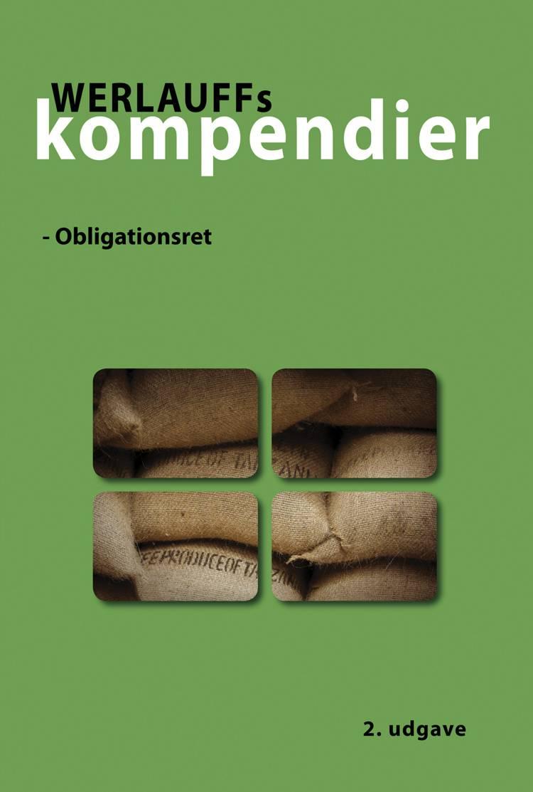 Obligationsret af Erik Werlauff