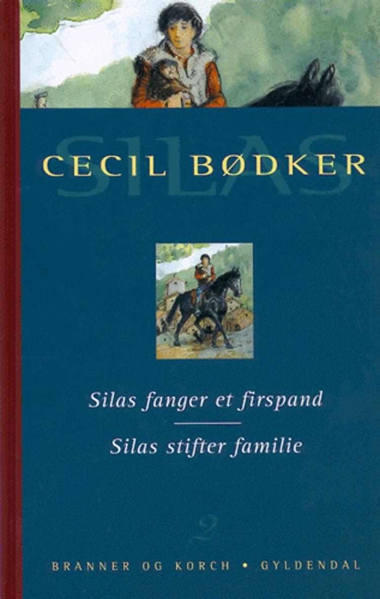 Silas fanger et firspand af Cecil Bødker