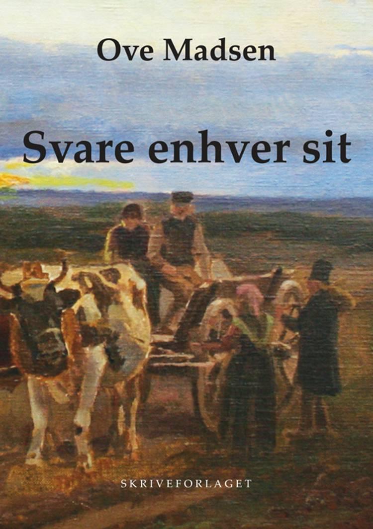 Svare enhver sit af Ove Madsen