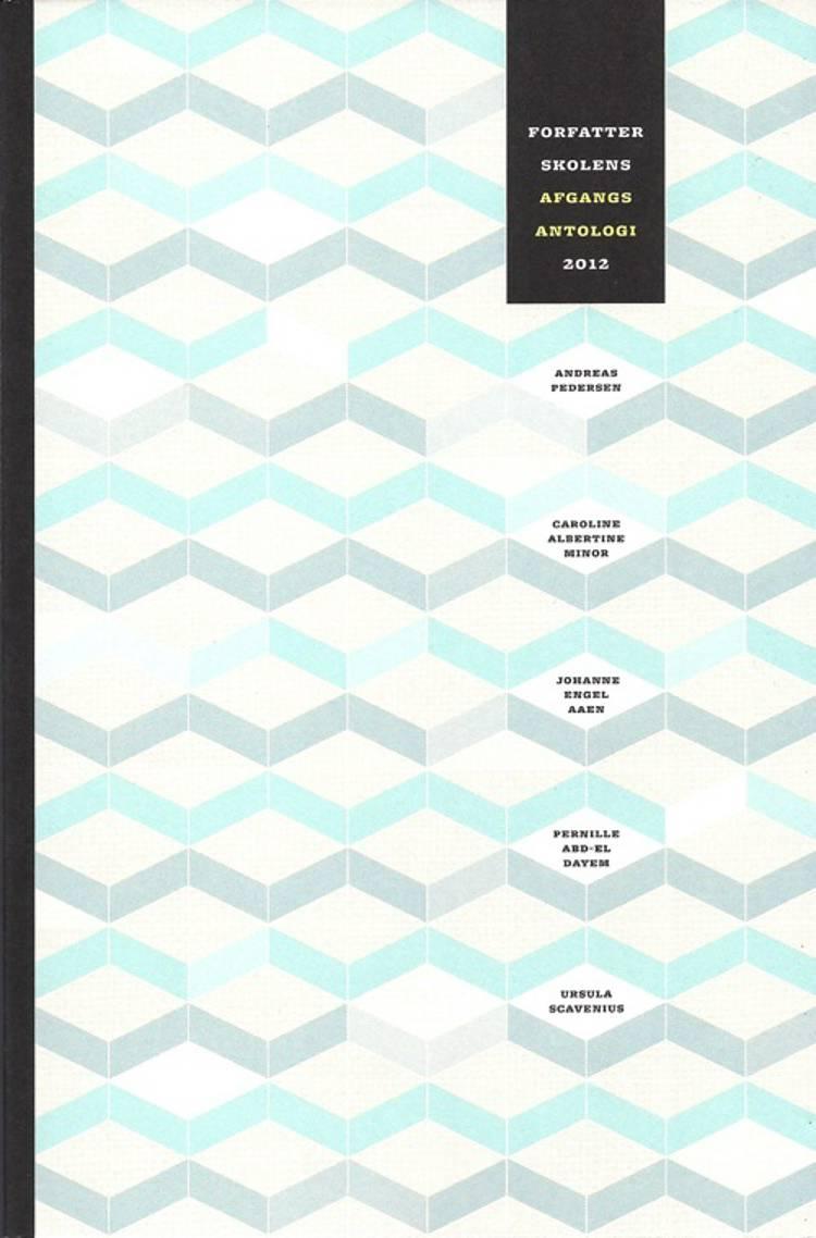 Forfatterskolens afgangsantologi 2012 af Caroline Albertine Minor, Johanne Engel Aaen og Andreas pedersen m.fl.