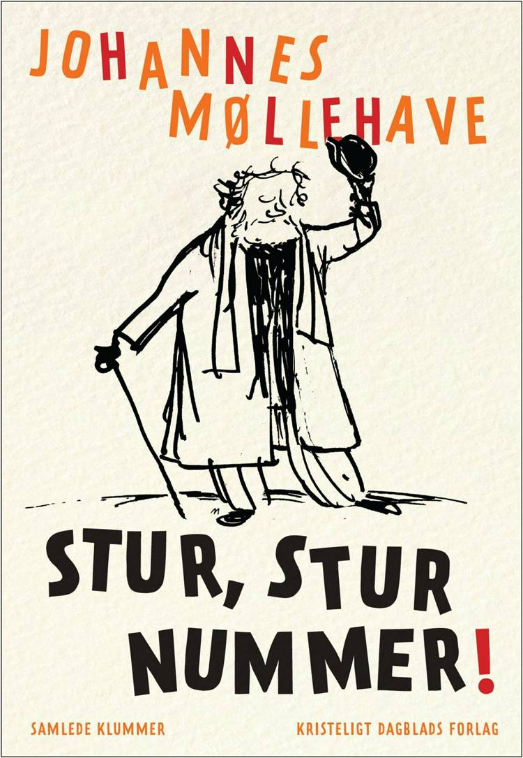 Stur, stur nummer af Johannes Møllehave