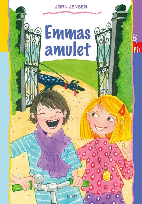 Emmas amulet af Jørn Jensen