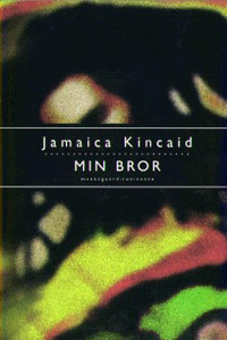 Min bror af Jamaica Kincaid
