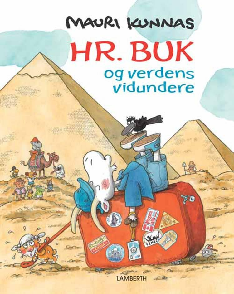 Hr. Buk og verdens vidundere af Mauri Kunnas