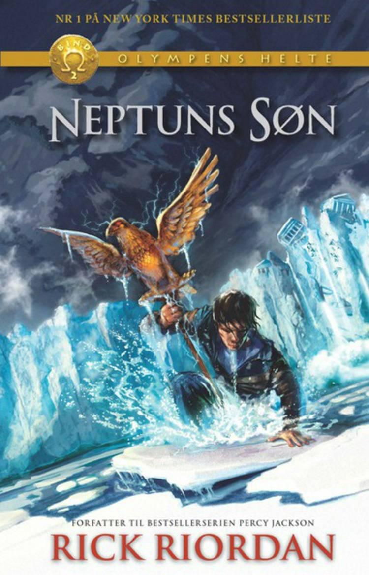 Neptuns søn af Rick Riordan og Lena Dyhrberg