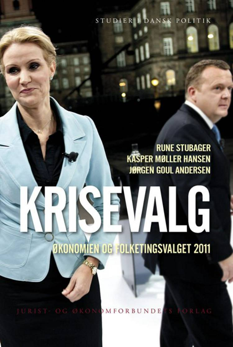 Krisevalg af Rune Stubager, Jørgen Goul Andersen og Kasper Møller Hansen