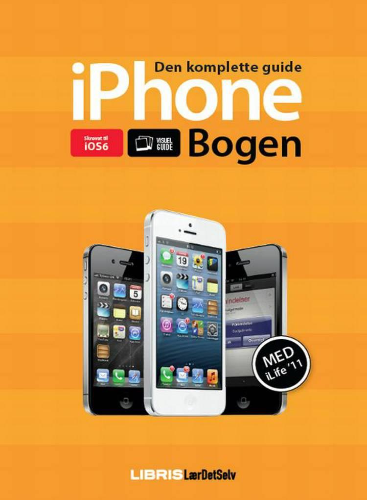 iPhone-bogen af Daniel Riegels og Kim Krarup Andersen