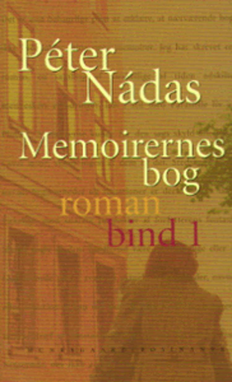 Memoirernes bog af Péter Nádas